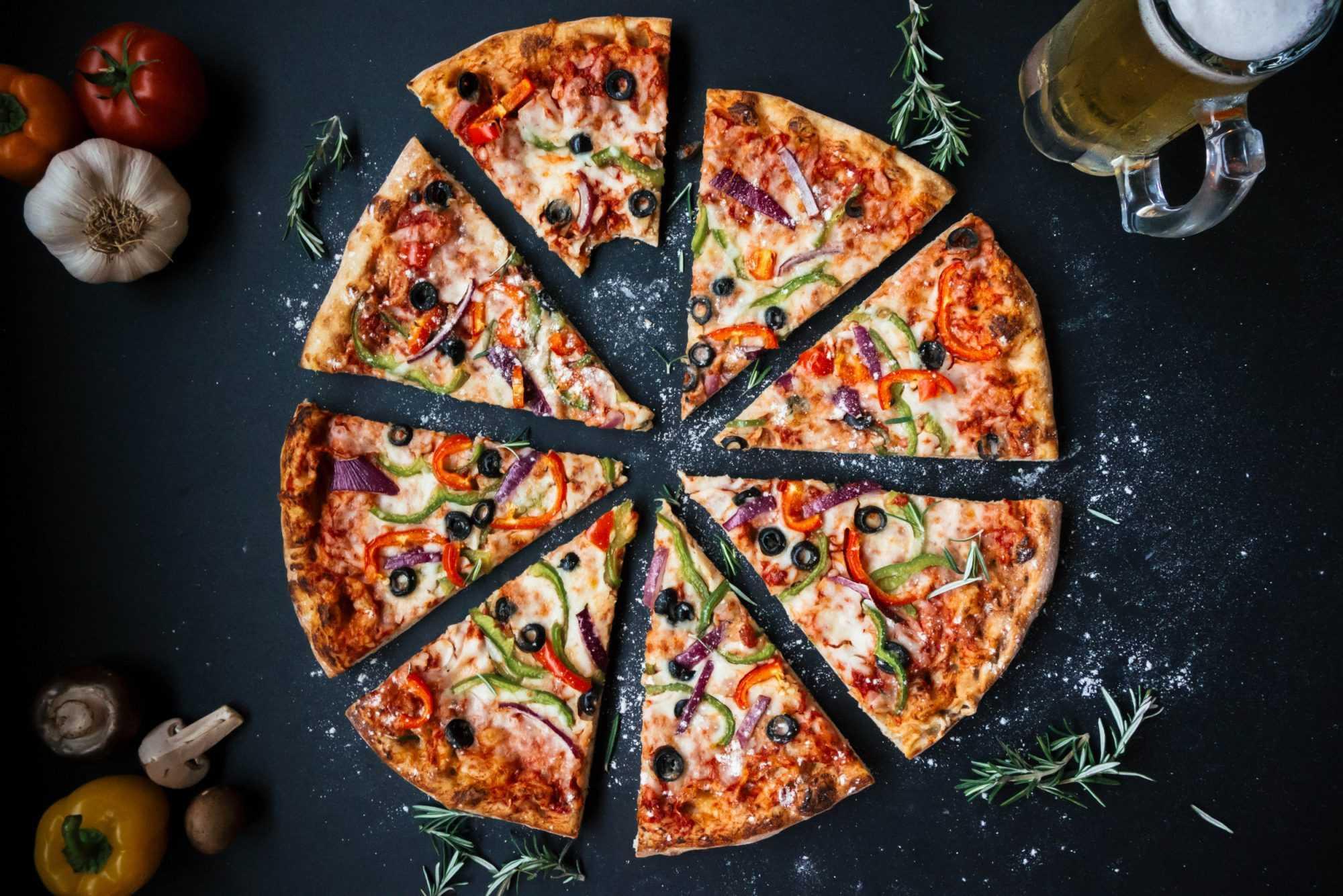 Teig für Pizza im Thermomix