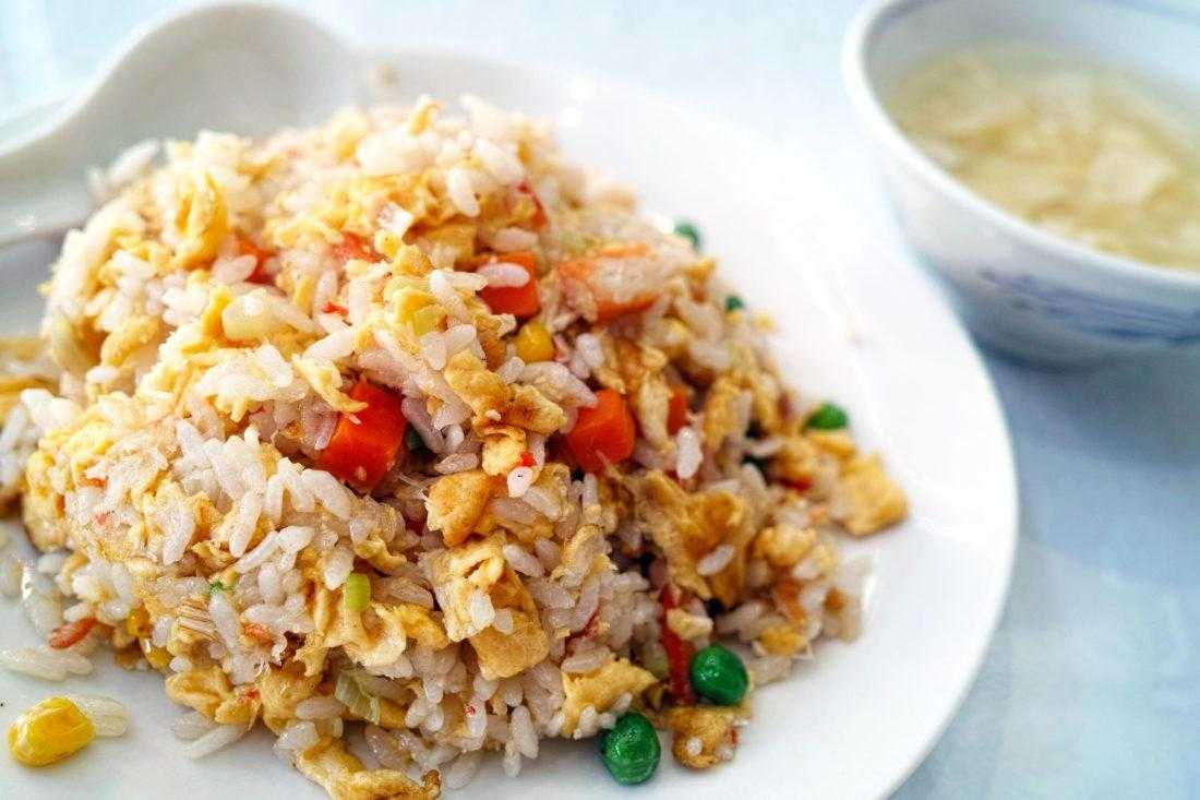 Reis mit Huhn im Thermomix