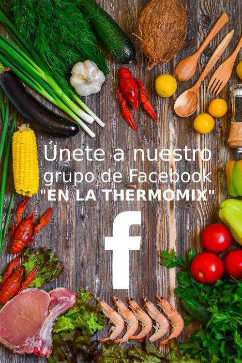 Grupo do Facebook no Thermomix