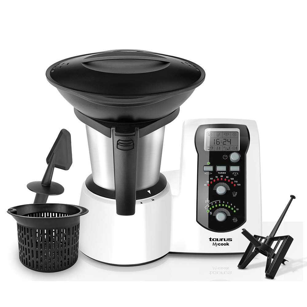 400 € de réduction juste pour aujourd'hui dans ce robot de cuisine, une alternative au Thermomix