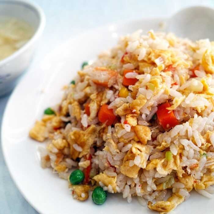Thermomix Fried Rice