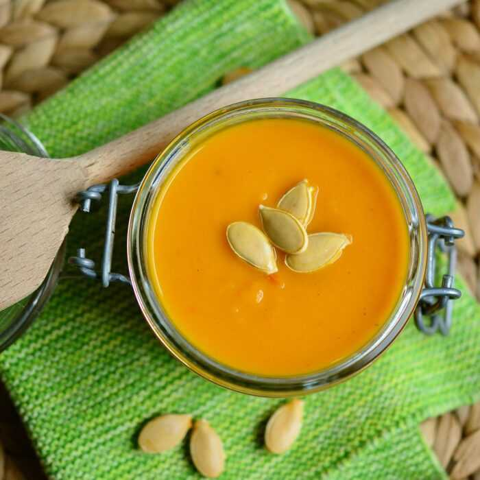 The best pumpkin cream in the Thermomix