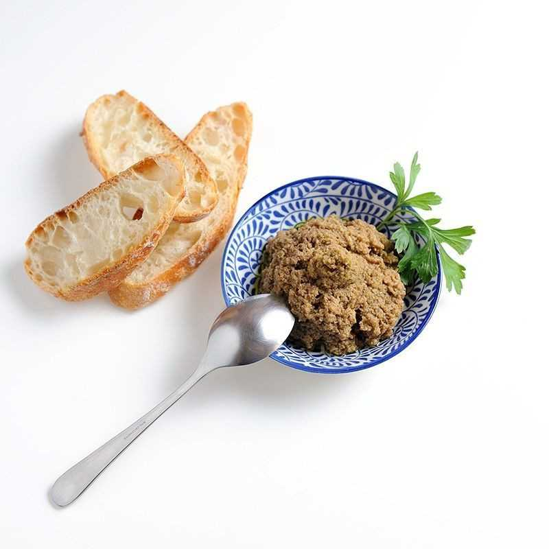 pate d'olives verdes thermomix