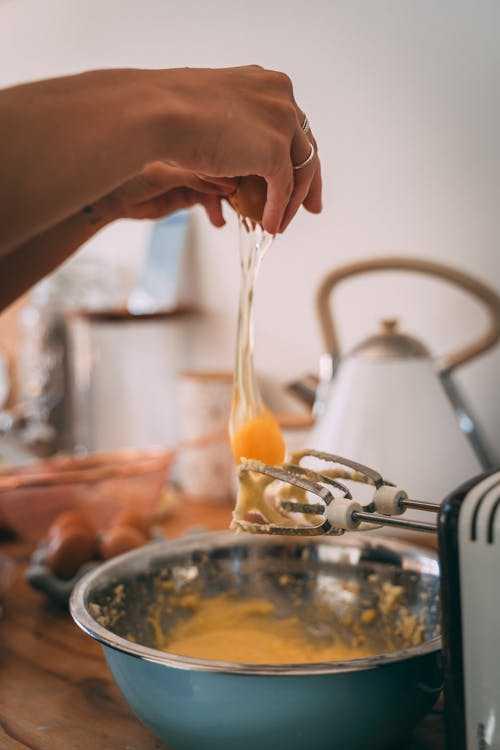 La thermomix sirve para todo, incluso batir un huevo