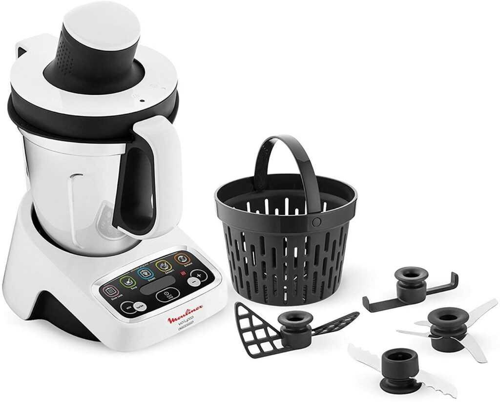 Un robot de cocina Moulinex por menos de 100€