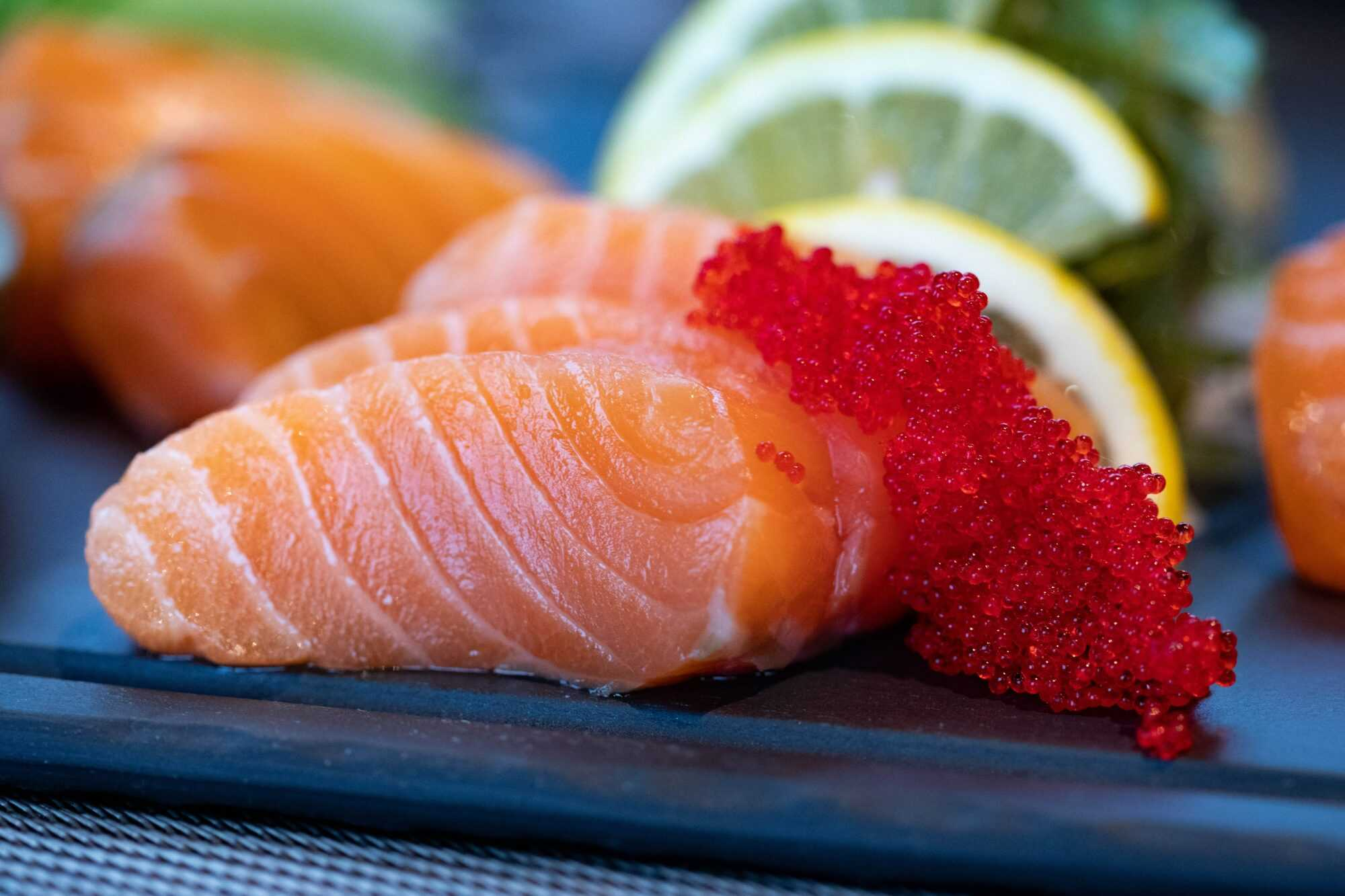 Cómo marinar el salmón