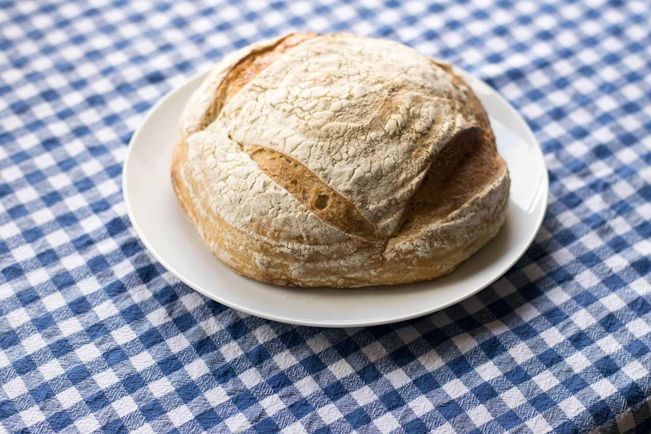 Pan casero de harina común, una receta fácil, rápida y que siempre sale bien