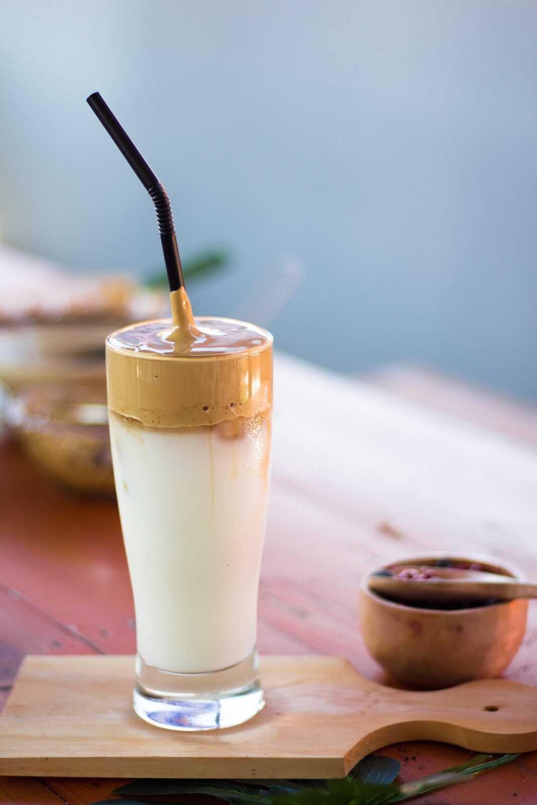 café dalgona en la Thermomix