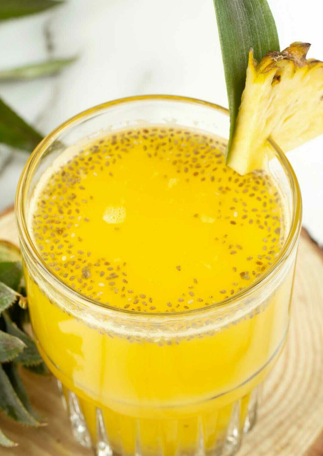 Smoothie antioxidante California en la Thermomix
