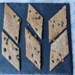 Crackers keto sin queso en la thermomix