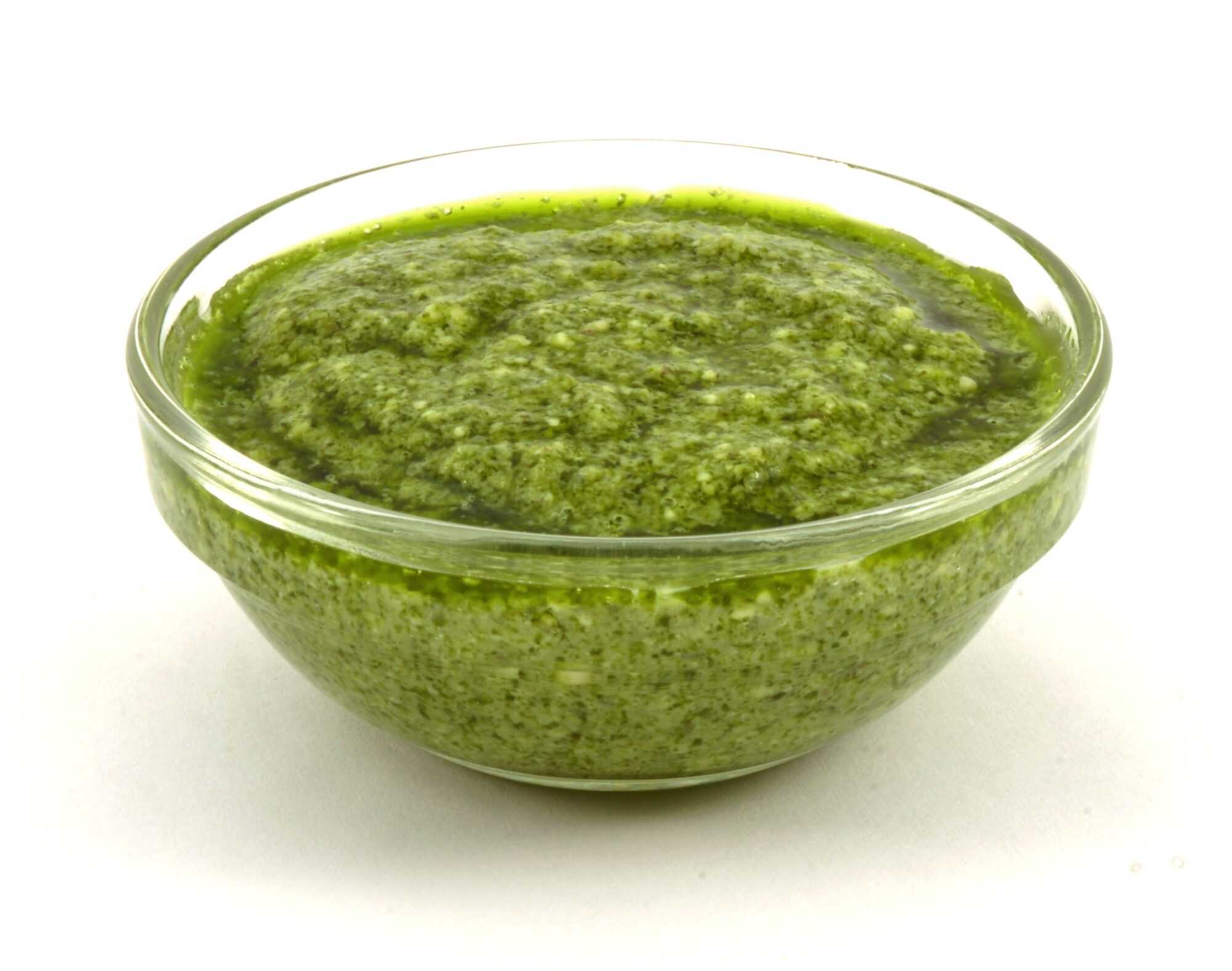 Salsa verde en la thermomix